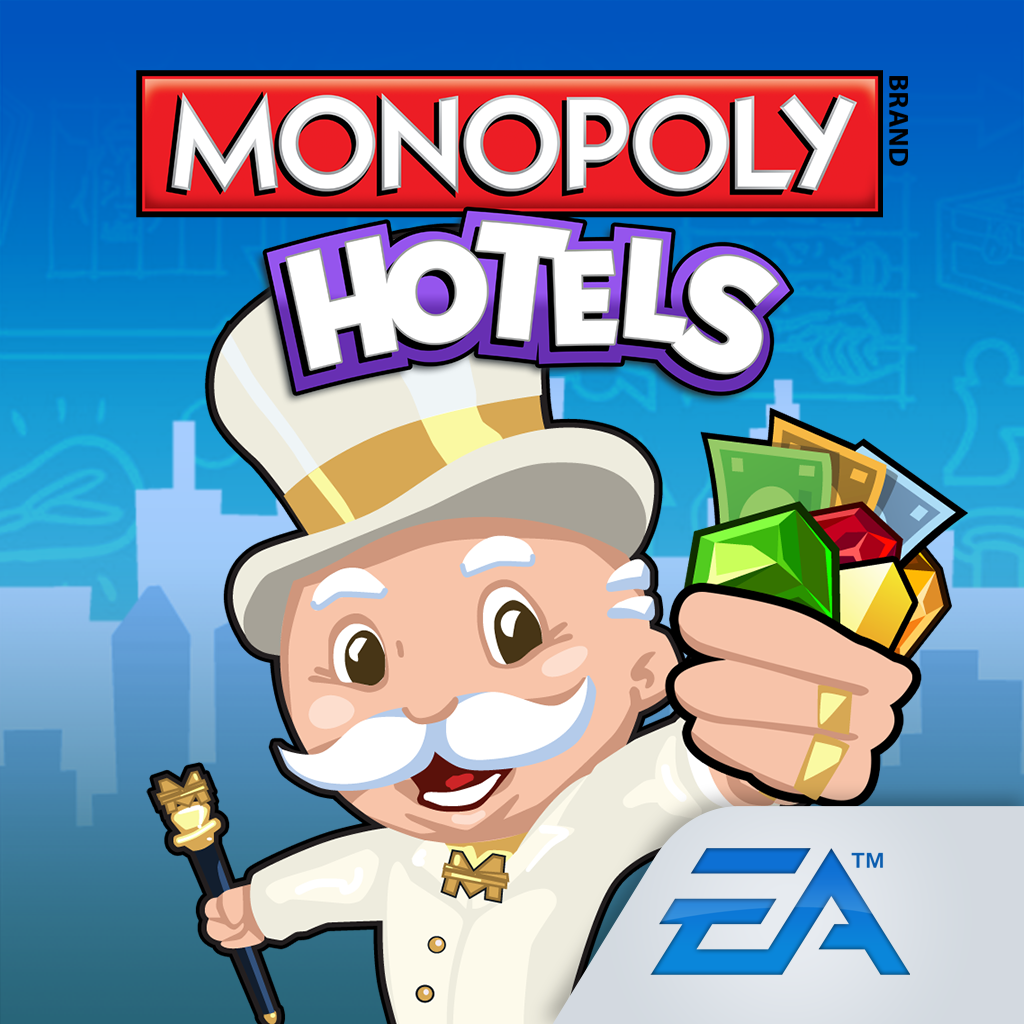 MONOPOLY Hotel MAGNATI (AppStore Link)